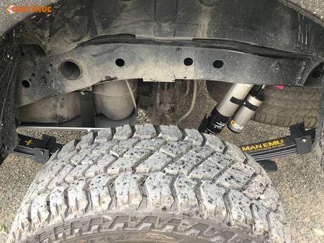 Ford Ranger Wildtrak do offroad 'sieu khung' tai Sai Gon - Anh 8