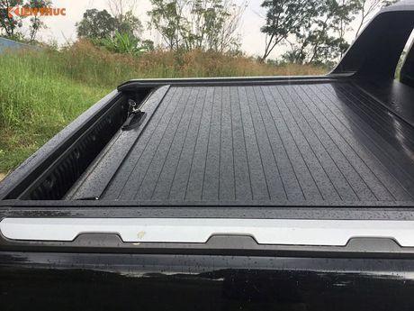 Ford Ranger Wildtrak do offroad 'sieu khung' tai Sai Gon - Anh 9