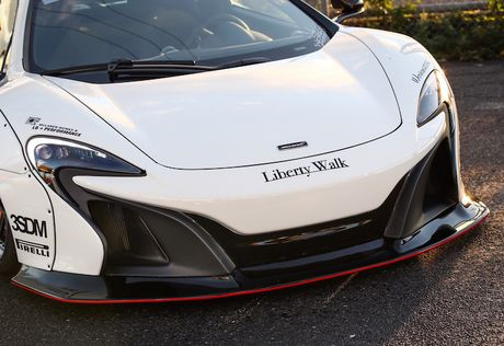 McLaren 650S do widebody Liberty Walk 'khung' gan 1 ty - Anh 2