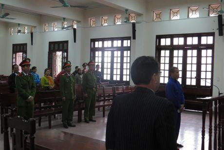 Xet xu dong pham ong Doan Van Vuon vu cuong che Tien Lang - Anh 1