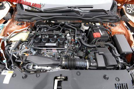 Honda Civic 180 Turbo vua ra mat tai Trung Quoc co gi? - Anh 12