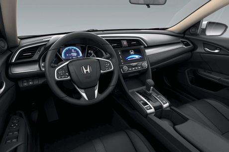 Honda Civic 180 Turbo vua ra mat tai Trung Quoc co gi? - Anh 8