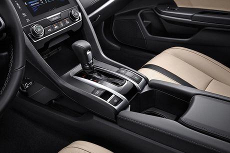 Honda Civic 180 Turbo vua ra mat tai Trung Quoc co gi? - Anh 9