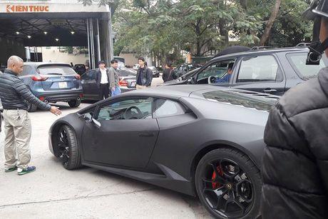 Lamborghini Huracan 'mau doc' gia 15 ty tai Ha Noi - Anh 9