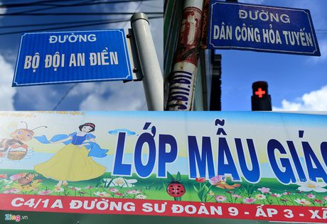 Ten duong o Sai Gon lam 'dau dau' nguoi tham gia giao thong - Anh 6