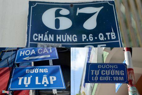 Ten duong o Sai Gon lam 'dau dau' nguoi tham gia giao thong - Anh 9