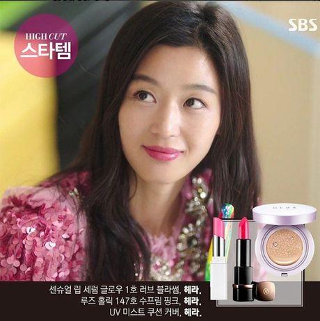 Hang hieu cua Joen Ji Hyun trong 'Huyen thoai bien xanh' - Anh 10