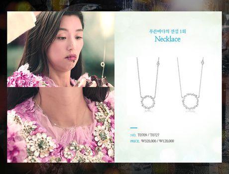Hang hieu cua Joen Ji Hyun trong 'Huyen thoai bien xanh' - Anh 8