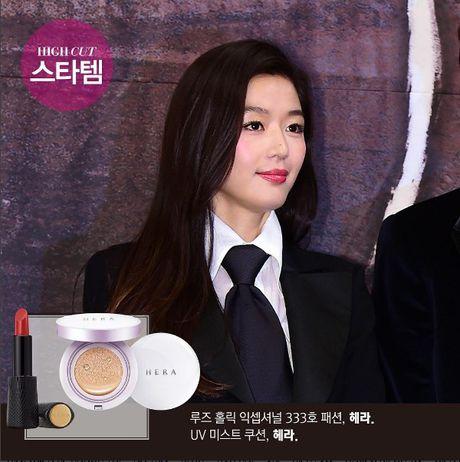 Hang hieu cua Joen Ji Hyun trong 'Huyen thoai bien xanh' - Anh 9