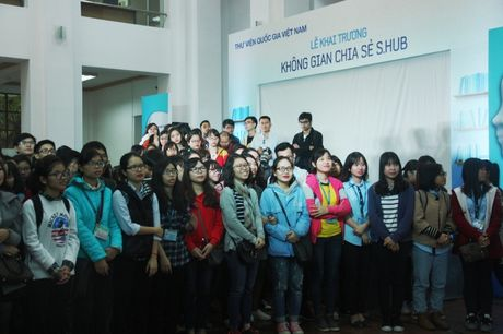 Khong gian chia se dau tien cho gioi tre yeu doc sach tai Ha Noi - Anh 1
