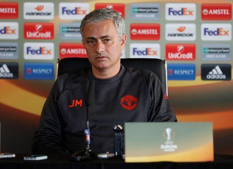 Mourinho: 'Chac chan Messi se khong den M.U' - Anh 1