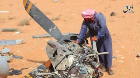 IS tung video ban ha may bay MQ-9 Reaper cua My - Anh 1