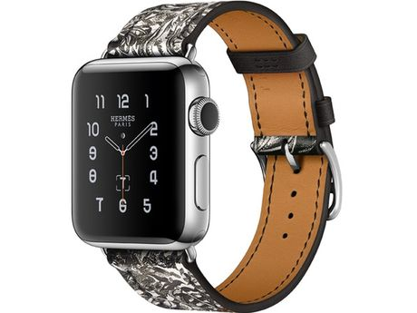 Hermes phat hanh phien ban day deo dac biet cho Apple Watch dip le Ta on - Anh 1