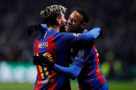 Neymar san bang ky luc kien tao o Champions League sau 5 tran - Anh 1