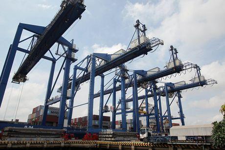 "Nganh logistics ""nuoi"" mai khong lon - Anh 1"