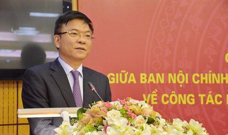 Ban Noi chinh Trung uong va Bo Tu phap ky Quy che phoi hop cong tac - Anh 3
