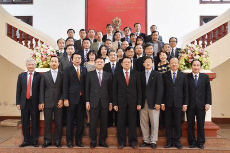 Ban Noi chinh Trung uong va Bo Tu phap ky Quy che phoi hop cong tac - Anh 5