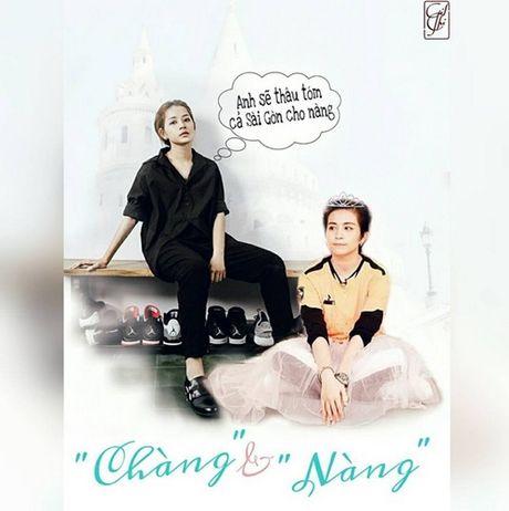 Fan che anh Chi Pu - Gil Le lay nhau, co em be nhu phim ngon tinh - Anh 10
