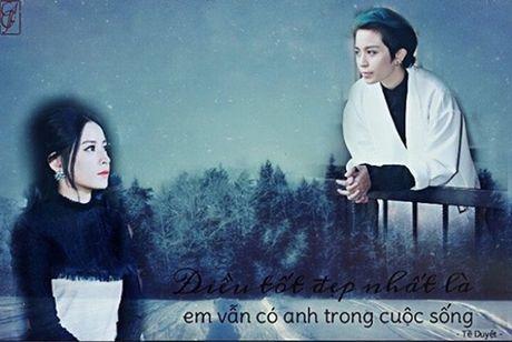 Fan che anh Chi Pu - Gil Le lay nhau, co em be nhu phim ngon tinh - Anh 12