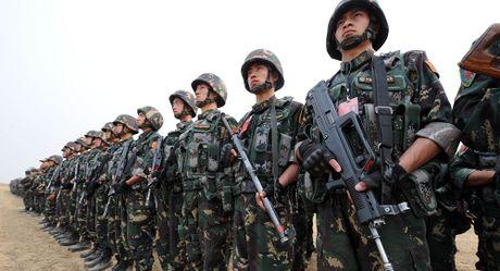 Trung Quoc vo mong 'ke vai sat canh' voi Nga o Syria? - Anh 1