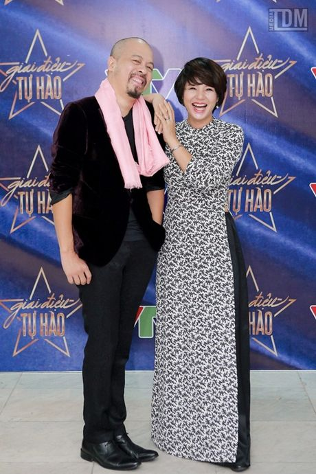Duc Hung banh bao, lich lam ben MC Diem Quynh - Anh 2