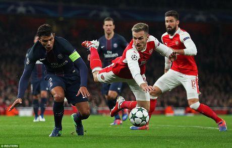 PSG cam hoa Arsenal: Tu tin ngoi dau bang - Anh 1