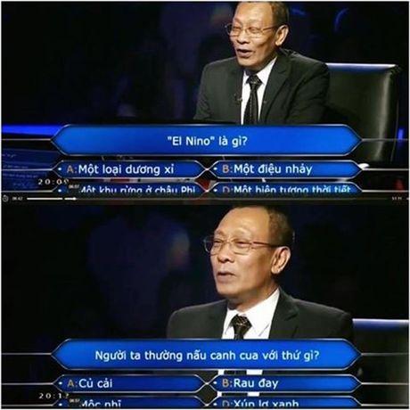 'Ngung chi trich' co gai khong biet El Nino va nau canh cua - Anh 1