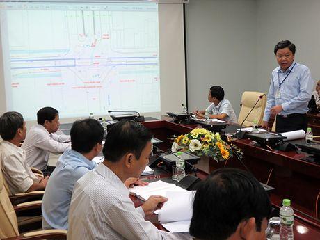 Da Nang: Hoan thanh nut giao thong phia Tay cau Song Han truoc ngay 15/4/2017 - Anh 1