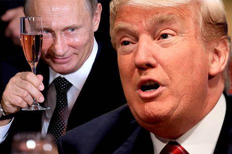 Ong Trump muon dan xep voi Tong thong Putin - Anh 1