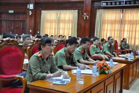 Nang cao nghiep vu chuyen mon trong cong tac giam dinh Y khoa luc luong CAND - Anh 1