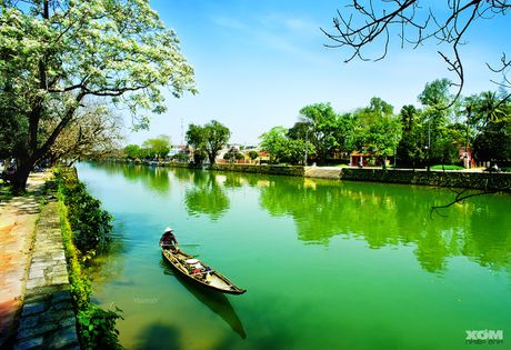 Kham pha co do Hue giua long Ha Noi - Anh 4