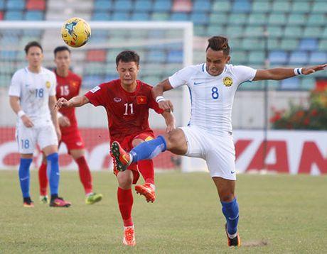 Tin nhanh AFF Cup: Myanmar se loai Malaysia, theo Viet Nam di tiep - Anh 6