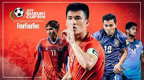 "Thu linh AFF Cup: Cong Vinh van thua ""Ronaldo Campuchia"" - Anh 1"