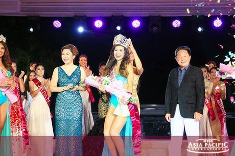 Nguoi dep Ha Lan dang quang Hoa hau chau A Thai Binh Duong - Anh 1