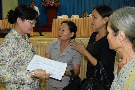 Cu tri TPHCM de nghi xu ly nghiem ong Vu Huy Hoang - Anh 1