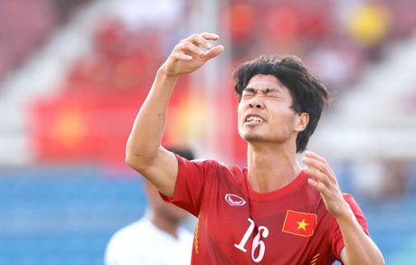 BAN TIN The thao: HLV Huu Thang bao ve Cong Phuong - Anh 1