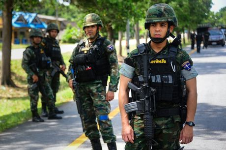 Thai Lan dieu tra dau vet IS tai mien nam - Anh 1