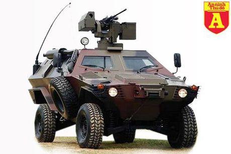 Viet Nam co nen mua xe thiet giap Otokar Cobra I thay the V-100? - Anh 1