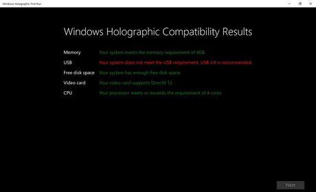 Microsoft cong bo cau hinh toi thieu cho Windows Holographic - Anh 2