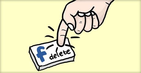 Cach lay lai tai khoan Facebook da xoa truoc 2 tuan - Anh 1