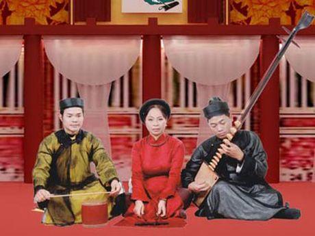 Thanh lap Trung tam Xuc tien, Quang ba di san van hoa phi vat the Viet Nam - Anh 1