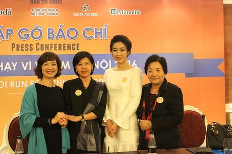NS Le Khanh xuc dong chia se ve chuong trinh Chay vi tre em Ha Noi - Anh 4