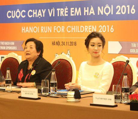 NS Le Khanh xuc dong chia se ve chuong trinh Chay vi tre em Ha Noi - Anh 5