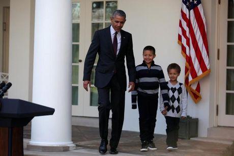 Le xa toi ga tay cuoi cung cua Tong thong Obama - Anh 2
