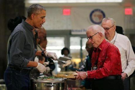 Le xa toi ga tay cuoi cung cua Tong thong Obama - Anh 7