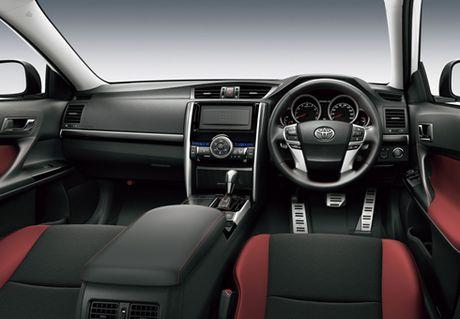 Toyota Mark X 2016 - dan anh cua Camry - Anh 2