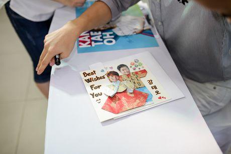 """""""My nam Han Quoc"""" Kang Tae Oh rang ro ky tang fans Viet - Anh 11"""