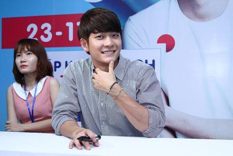 """""""My nam Han Quoc"""" Kang Tae Oh rang ro ky tang fans Viet - Anh 12"""