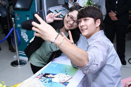 """""""My nam Han Quoc"""" Kang Tae Oh rang ro ky tang fans Viet - Anh 14"""