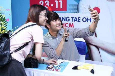 """""""My nam Han Quoc"""" Kang Tae Oh rang ro ky tang fans Viet - Anh 15"""